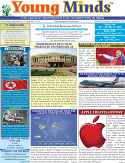 Young Minds Volume-VII_Issue-32