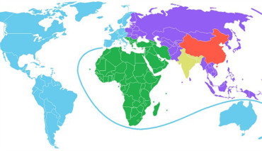Africa is larger than China, USA, India, Mexico and a big part of Europe combined