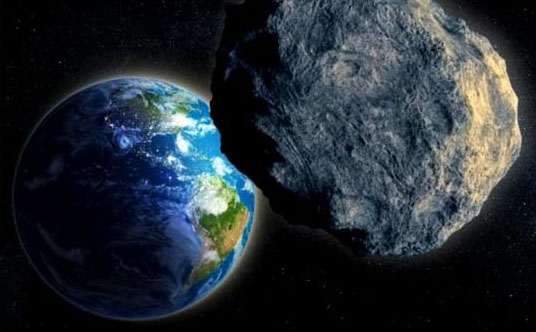 A potentially hazardous giant asteroid with an 'extremely eccentric' orbit is set to fly past the Earth on October 31 at over 125,529 km per hour, according to NASA.The asteroid, known as 2015 TB145, will pass our planet by only 499,000 km - the closest pass since July 2006.NASA scientists estimate that the asteroid could be between 280 to 620 metres in diameter. The asteroid will not be visible through the naked eye but will be visible through a telescope.The 2015 TB145 asteroid is classified as a potentially hazardous object as it falls well within the 7,402,982 km threshold of proximity to Earth.However, despite the erratic orbit and close pass, NASA is confident the asteroid would not hit the Earth.
