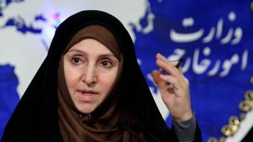 Iran names 1st woman Ambassador