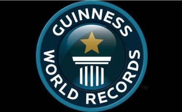 India enters Guinness Book for world records