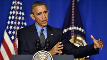 Obama warns Putin on intervening in Syria's civil war