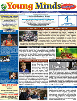 Young Minds, Volume-VIII, Issue-24