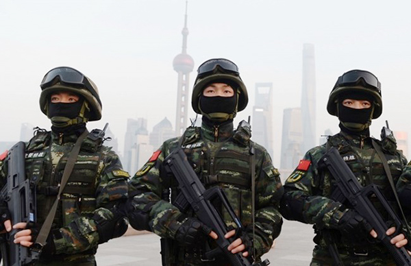 China creates 3 new army units to modernise military