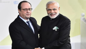 Francois Hollande to be the Chief Guest at Republic Day celebrations