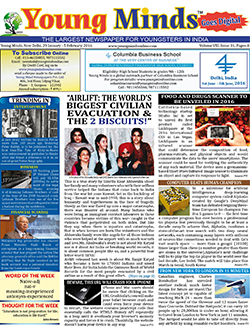 Young Minds, Volume-VIII, Issue-31