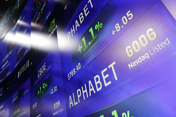 Alphabet becomes the most valuable traded US company