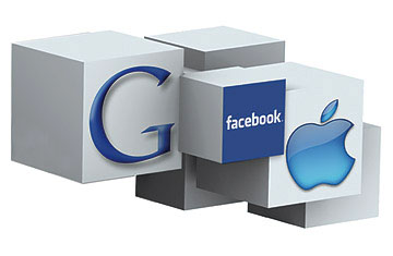 How much money Apple, Google and Facebook are making every SECOND?