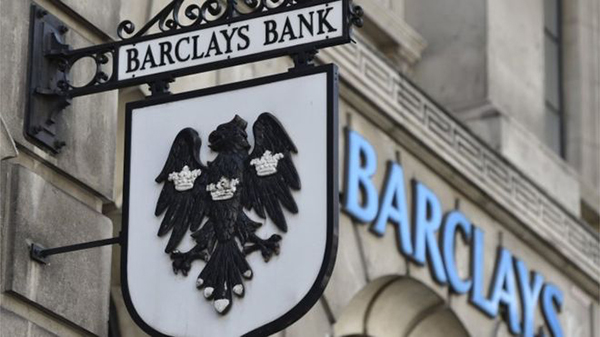 Barclays facing $70m US trading fine