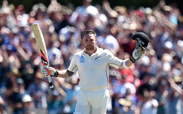 New Zealand captain breaks fastest Test century record
