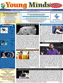 Young Minds, Volume-VIII, Issue-33