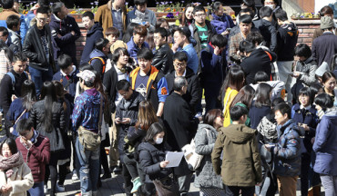 Japan population shrinks by one million