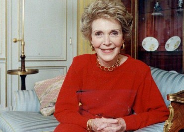 Former First Lady Nancy Reagan passes away