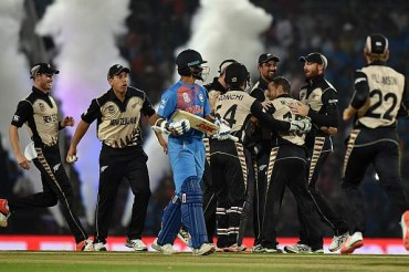 New Zealand beat India in opening Super 10 game
