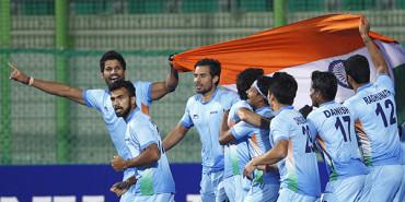Indian hockey team for 2016 Rio Olympics