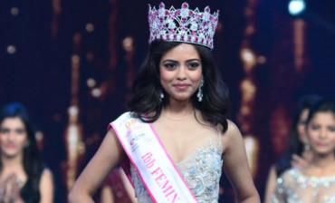 Priyadarshini Chatterjee crowned Miss India 2016