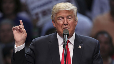 Republican Donald Trump cruises to New York win
