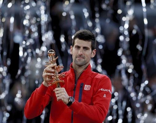 Djokovic beats Murray to win Madrid Masters