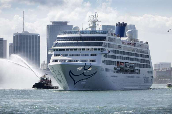 First US-Cuba cruise in 50 years sets sail