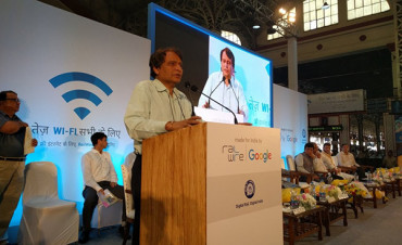 Google launches free WiFi at 5 railway stations