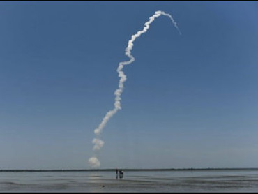 ISRO launches India's 1st reusable space shuttle
