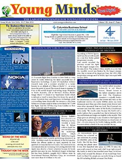 Young Minds, Volume-VIII, Issue-47