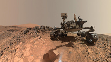Unexpected mineral discovered on Mars