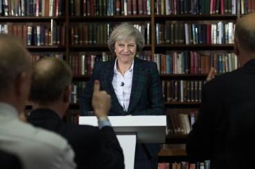 Conservative leadership race in UK