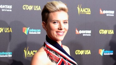 Scarlett becomes highest-grossing Hollywood actress
