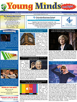 Young Minds, Volume-IX, Issue-3