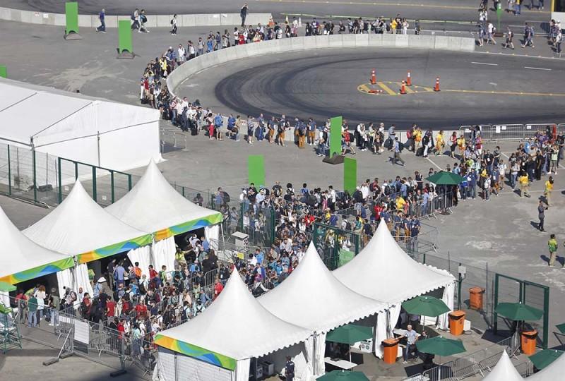 Rio Olympics - Olympic Park