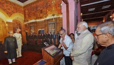 India's first underground museum