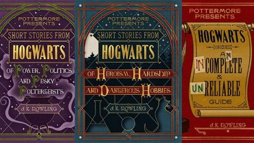 NEW HARRY POTTER STORIES RELEASED