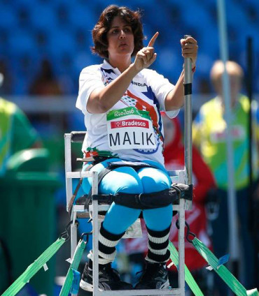 Paralympian Deepa Makes History