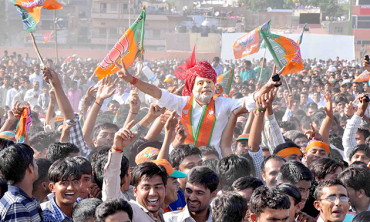 Modi's campaign had largest outreach in history