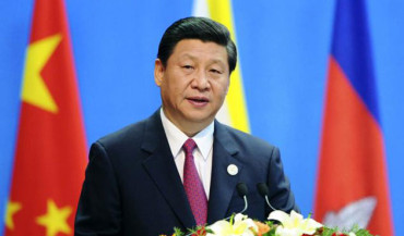 China's Prez Jinping declared as core leader