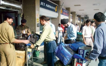 Security at 22 airports tightened