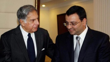Cyrus Mistry removed from Tata Sons