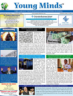 Young Minds, Volume-IX, Issue-23