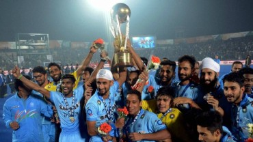 India lifts second Junior Hockey World Cup title