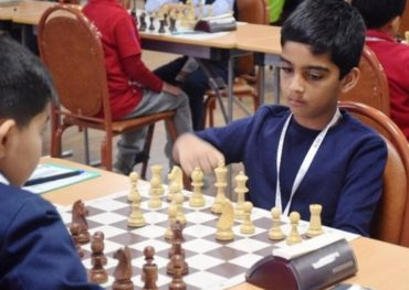 7-year-old Kush creates history in Youth Chess Championship