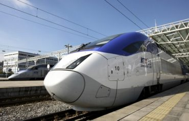 South Korea to develop a high speed train