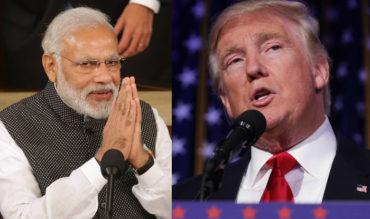 US President Donald Trump invites Narendra Modi