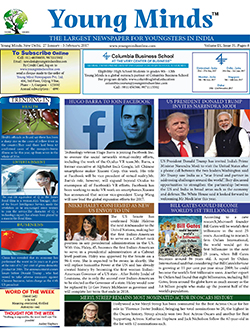 Young Minds, Volume-IX Issue-31