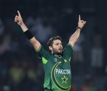 Afridi announces retirement from international cricket