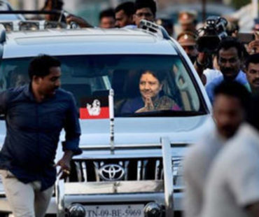 Sasikala gets 4-year jail in disproportionate assets case