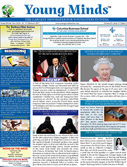 Young Minds, Volume-IX, Issue-33
