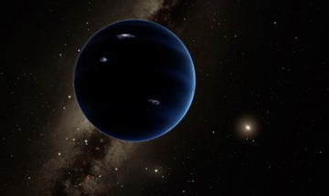 Search for Planet 9