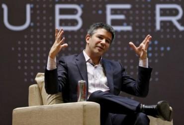 Uber president Jeff Jones steps down