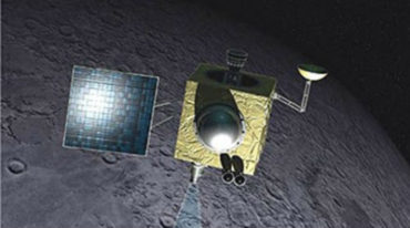 NASA finds India's first lunar probe lost since 2009
